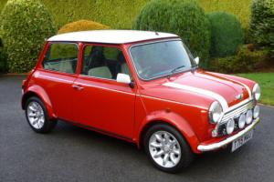 1999 Rover Mini Cooper On Just 4200 Miles By Its One Owner From New!!