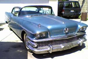 1958 Buick Century Hardtop 2-Door 6.0L