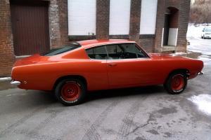 1969 barracuda rust free oregon car big block auto
