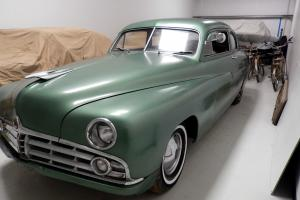 1949 LINCOLN 2 DOOR COUPE