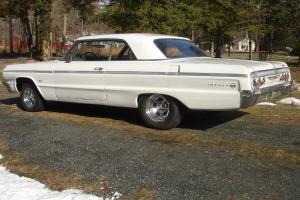 64 Chevy Impala, True SS, Factory 4 Speed, Very Nice Body