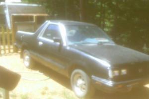 1986 classic 4 wd T top subaru brat pick up