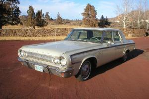 1964 Dodge 440  Original Rust Free Survivor