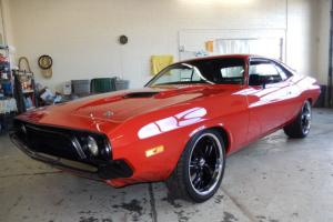 73 Dodge Challenger Restomod 383 V8, 727 AutoTransmission Arizona Car - No Rust