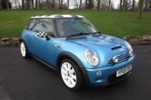 2005 05 MINI HATCH 1.6 COOPER S 3D AUTO 168 BHP