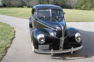 1940 Ford Coupe All Steel