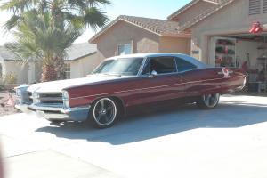 1966 Pontiac Catalina Ventura 389 4bbl Auto. 43k Orig miles.!!! NO RESERVE !!!!!