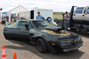 200 mph Pontiac Firebird Race Car