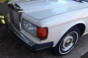 1986 Rolls Royce Silver Spirit Sedan 4-Door 6.7L