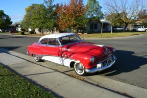 1951 Buick Roadmaster Base Hardtop 2-Door