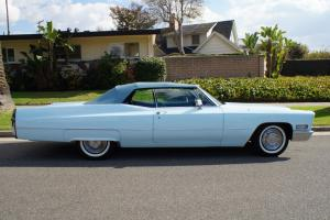 1968 OWNED FOR 21 YEARS BY ONE PREVIOUS OWNER ~ ORIGINAL 'ARCTIC BLUE' COLOR!