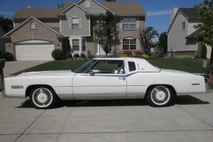 "1978 Cadillac Eldorado ""Biarittz"" w/Factory Moonroof  No-Reserve!"