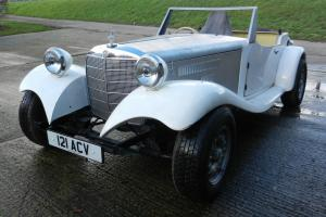 Mercedes Special - 1930s Replica - Unfinished Project !