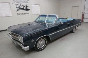 """1965 Chevy Chevelle """"Malibu"""" Conv. rebuilt, Orig 283 C.I. / Auto w/ Pwr Steering"""