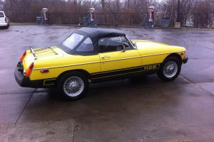 1980 MGB Roadster w/Overdrive -  Amazing Original Condition Survivor