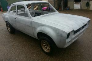 MK1 ESCORT MEXICO, BFAT, STEEL BUBBLE ARCHED, GROUP 4 SPEC, RALLY,
