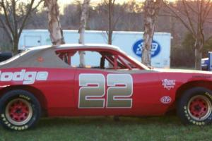 1971 Dodge Charger Mario Rossi Tribute Car