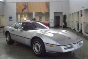 1985 Corvette Coupe, Factory Doug Nash 4+3, Z51 performance and handling package