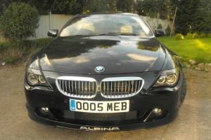 Alpina B6 V8 Coupe Supercharged 500 BHP