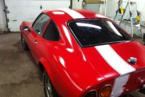 1972 Classic rare car!! OPEL GT w/ 4800 miles NO RESERVE!!