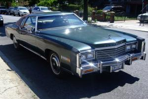 Cadillac Eldorado 2-Door  Coupe 1978 **ORIGINAL OWNER** SEE it on Youtube