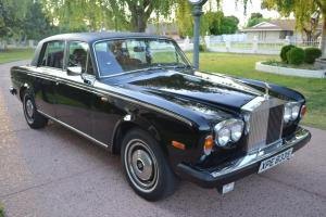 1977 ROLLS-ROYCE SILVER SHADOW RIGHT STEERING IMPORTED FROM ENGLAND NEAR MINT