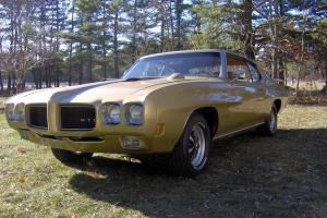 1970 Ram Air IV GTO 4 Speed Photo
