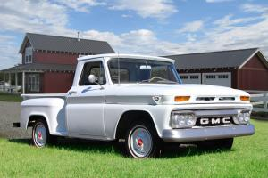 1966 GMC One Family Owned, 13k actual miles Short Wheelbase Stepside Garage Find