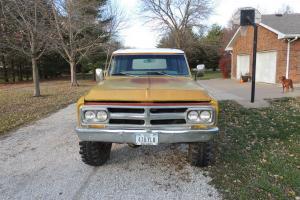 1971 chevrolet suburban, gmc, chevy, 67-72, 4x4