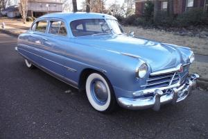 1950 Hudson Commodore 6 61,000 Actual miles Photo