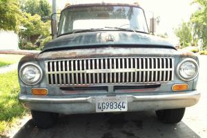 1967 International Harvester 1100A 1/2 ton truck 345 V8 running, clean title