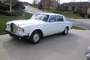 1978 Rolls Royce Silver Shadow II Base Sedan 4-Door 6.7L