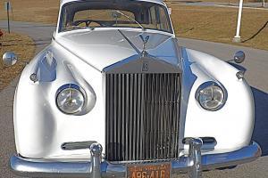 1958 Rolls-Royce Silver Cloud Photo