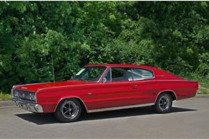 1966 Charger, 383/325hp V8, 4 Speed, Vintage Air, Correct Colors, Magnum Wheels