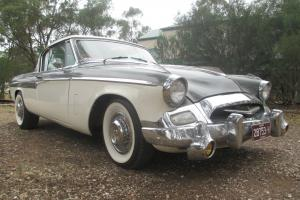 1955 Studebaker President Speedster Coupe V8 in Maiden Gully, VIC