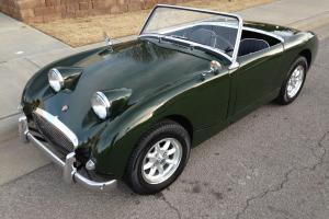 1960 Austin Healey Bugeye or Frogeye Sprite Nut & Bolt Restoration, LIKE NEW!