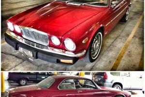 Jaguar XJC RARE COUPE