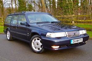 1997/R VOLVO V90 3.0 24v LUXURY EDITION [204bhp] AUTO. REMARKABLE CAR!
