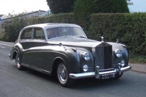 1962 Rolls Royce Silver Cloud II S.C.T 100 Photo
