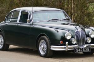 1960 Jaguar Mark II 3.8 overdrive Saloon.