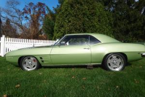 1969 Pontiac Pro-touring Firebird