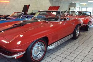 1967 Chevrolet Corvette Roadster CONVERTIBLE