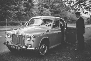 1959 ROVER 75 P4