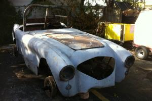 1953 Austin Healey 100/4 BN1 project