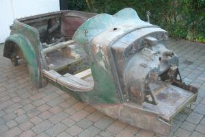 Wolseley Hornet Special Project