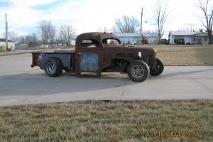 REO Rat Rod Truck Photo