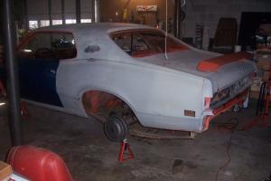 1970 Mercury Cougar Eliminator M Code Project Car Photo