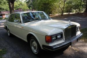 1981 ROLLS ROYCE SILVER SPIRIT, 83K, TRADES ACCEPTED, NICE DRIVER, RROC MEMBER Photo