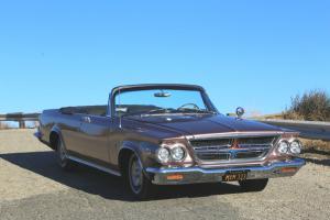 Chrysler 300K Convertible California since New!
