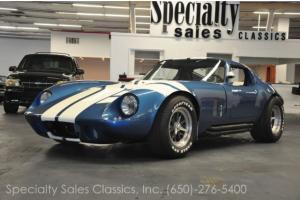 This 1964 Shelby Cobra Daytona replica (Stock # 30788)